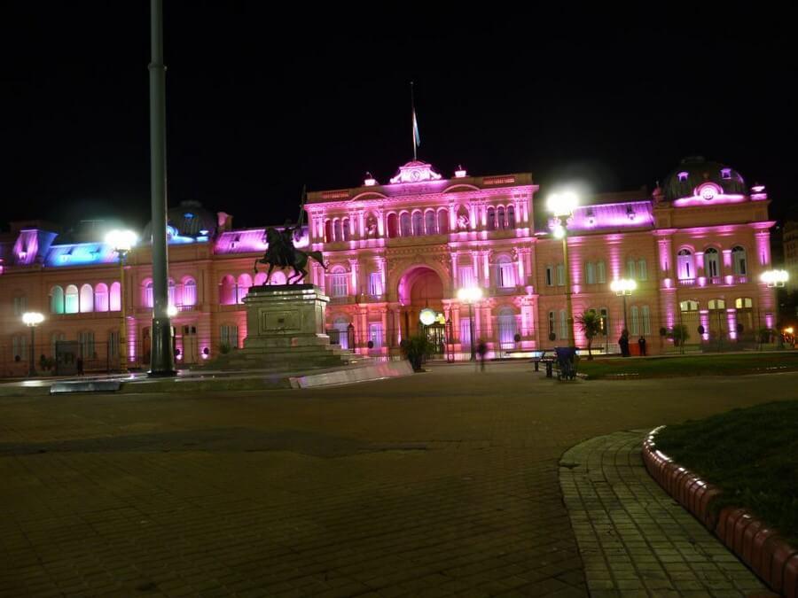 La Casa Rosada