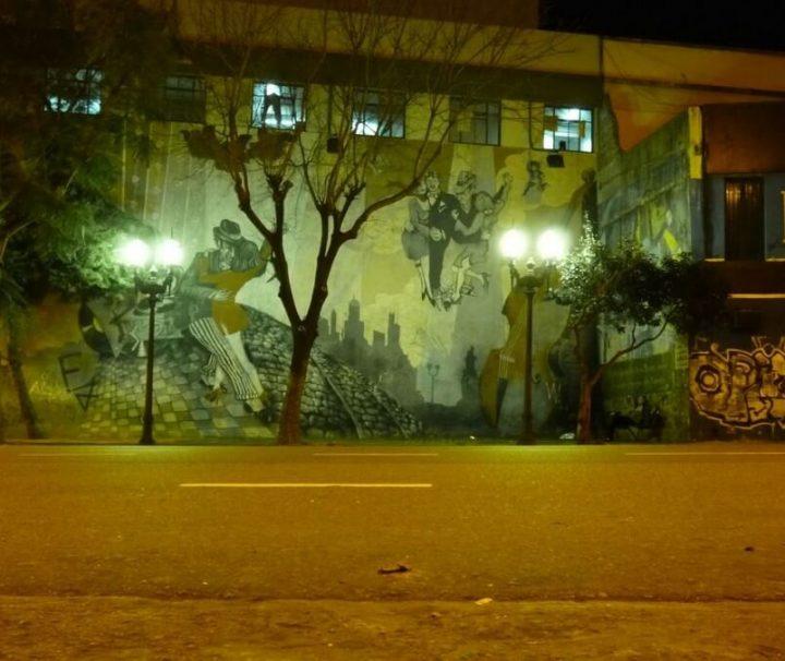 Street art culture