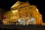 Concert building