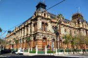 Impressive colonial building