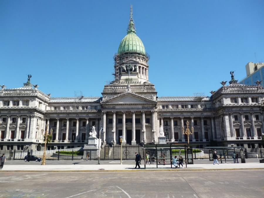 Palace of Buenos Aires