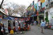 Tourist market