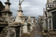 Old cemetery of Buenos Aires