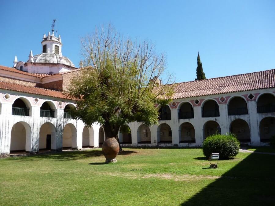 A Jesuit Estancia