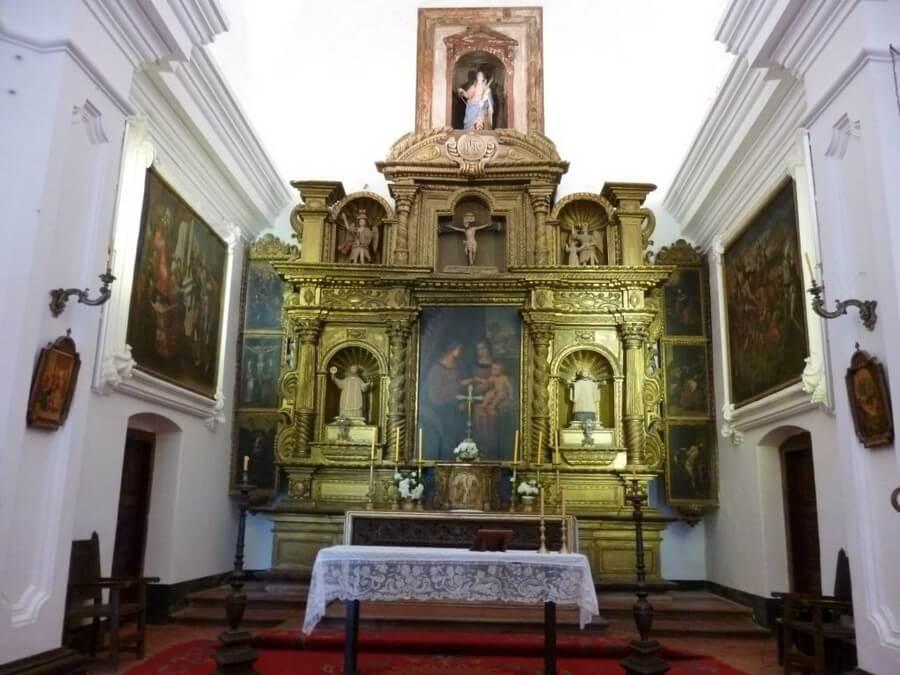 A church of a Jesuit Estancia