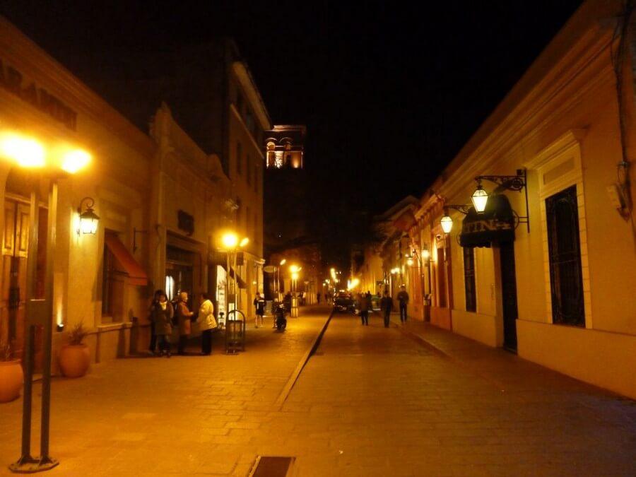 Nightlife of Cordoba