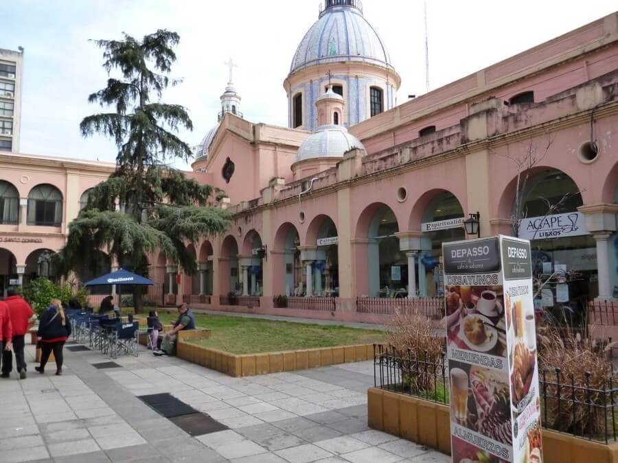 Jesuit Church in Cordoba
