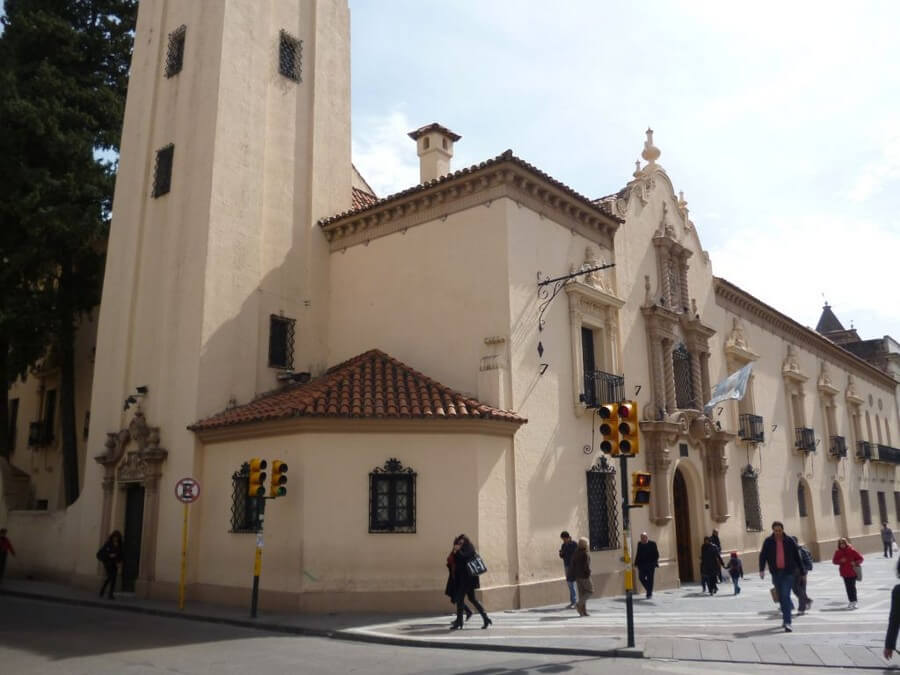 A Jesuit Church in Cordoba