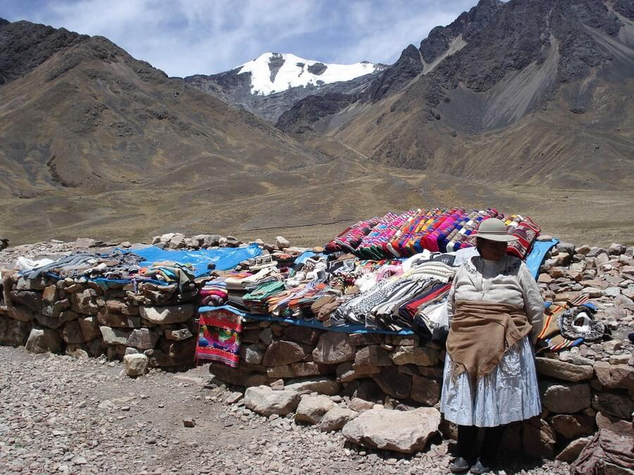 La Raya Puno Cuzco Peru
