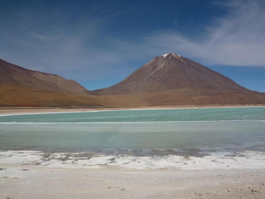 Laguna Verde y Volcán Licancabur