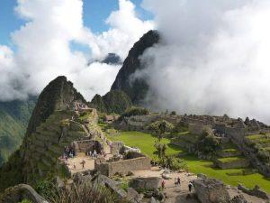 Machu Picchu Peru reis