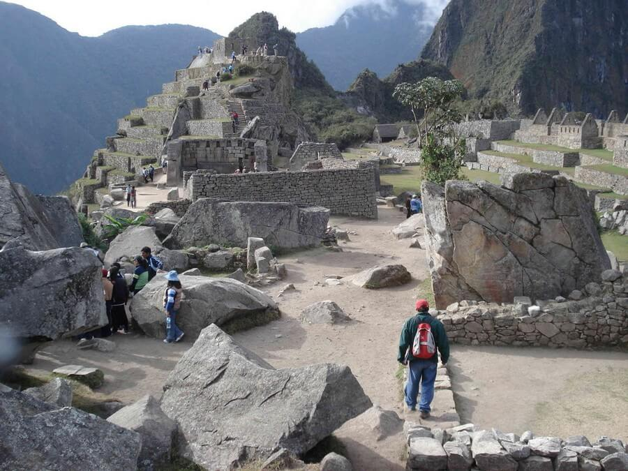 Archaeological Machu Picchu