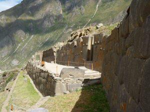 Ollantaytambo Inca fortress