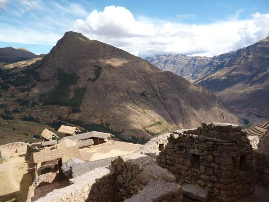 View form Pisac