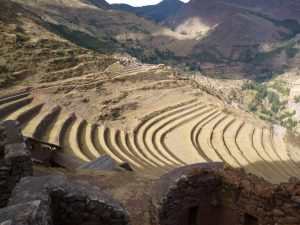 Pisac Ruins Sacred Valley tour Peru