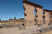 Raqchi Inca site