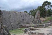 Quenko Inca stone