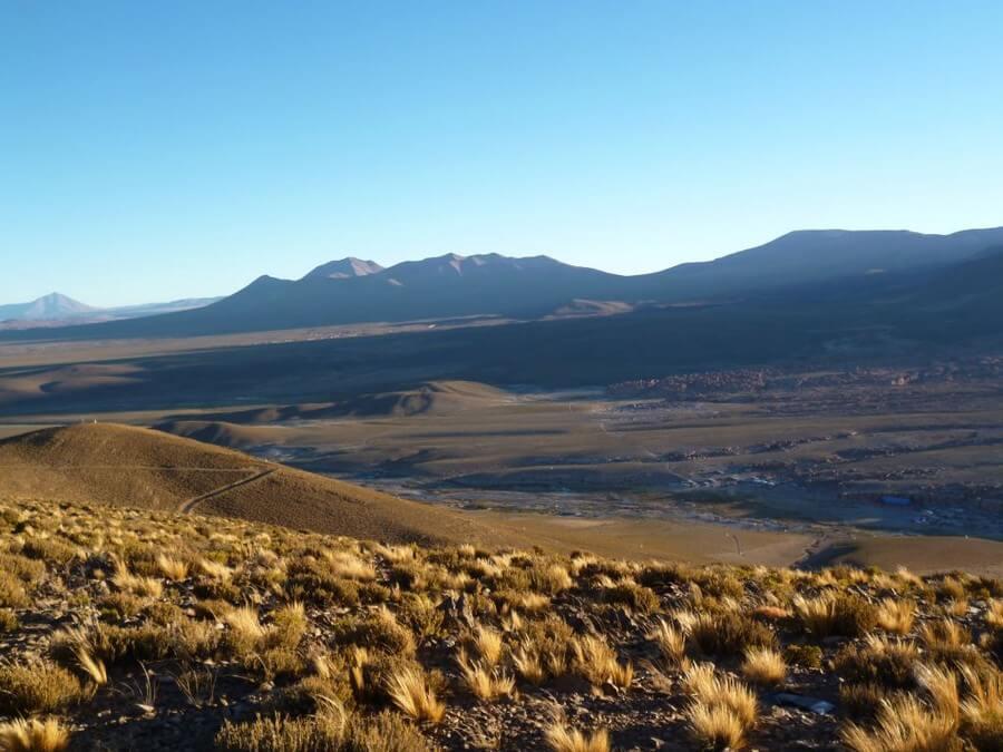Countryside Bolivia