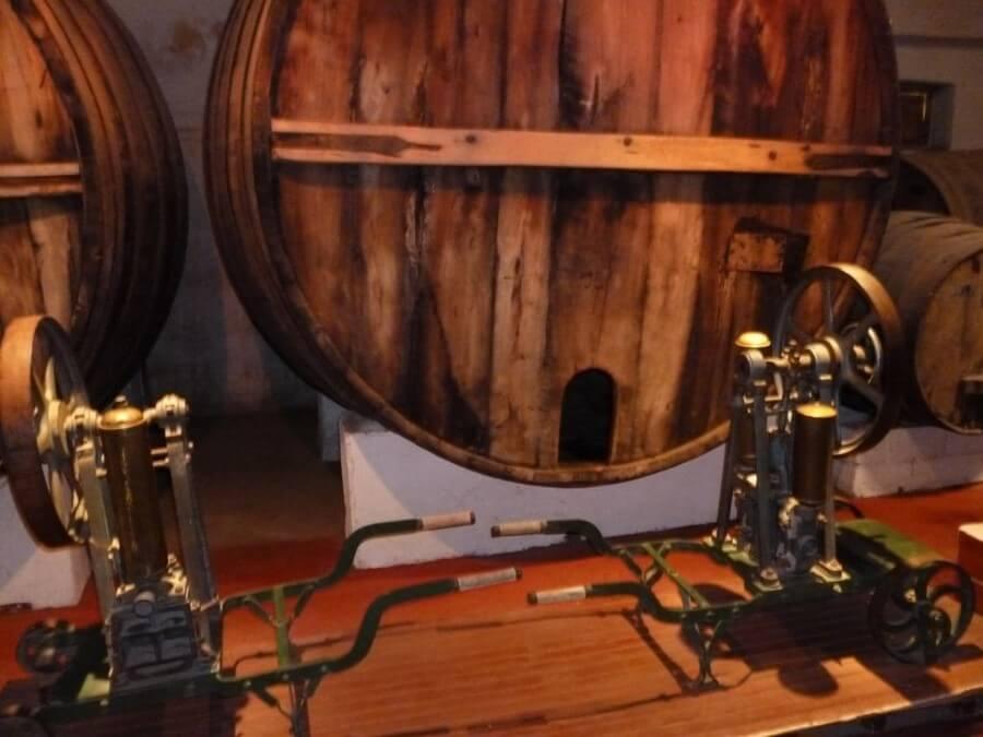 Argentin winery