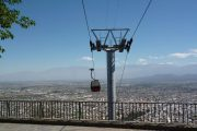 The Teleferico in Salta