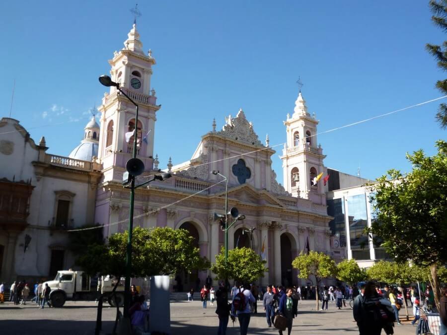 Church of Salta