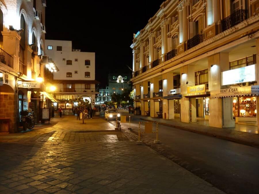 Streets of Salta