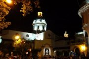 Salta at night