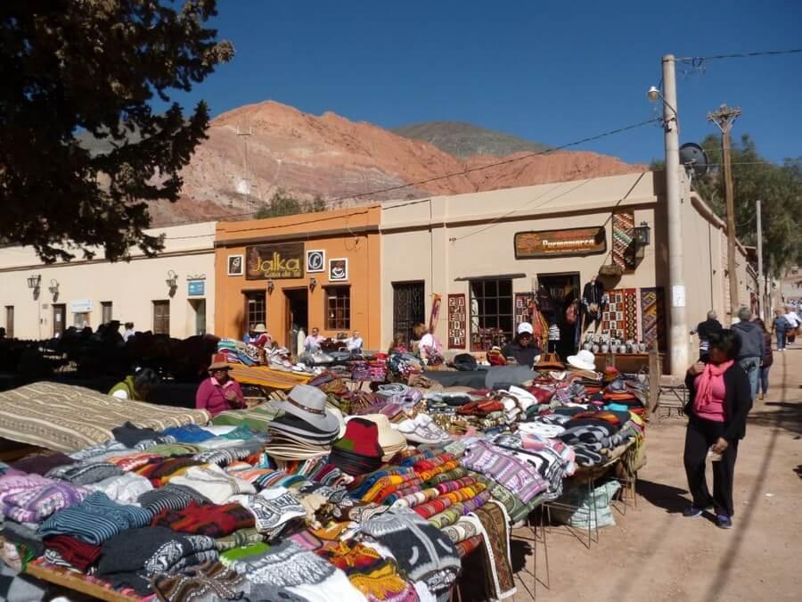 Local tourist market