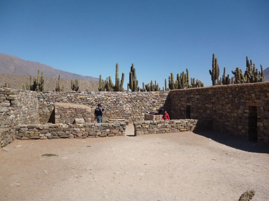 Archaeological site in Argentina