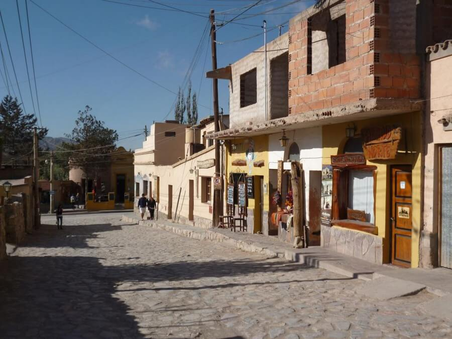 Little town in Argentina