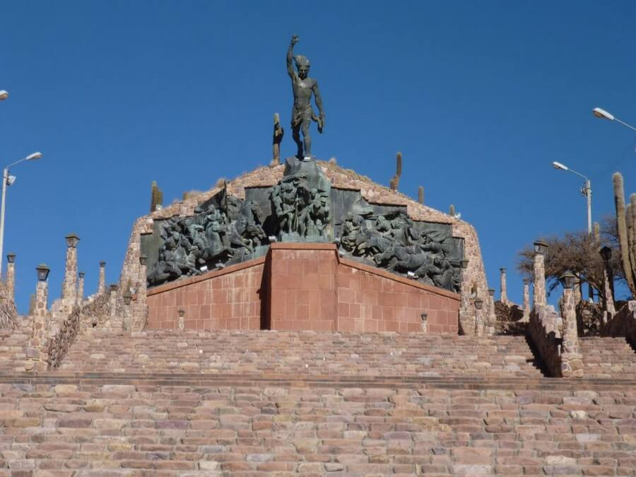 Travel from Argentina to Bolivia