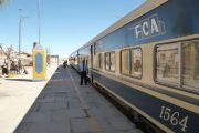 FCA train to Uyuni