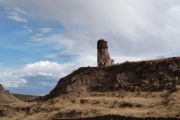 Tomb tower of Sillustani