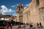 Churches in Cusco