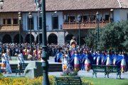 Inti Raymi in Cusco