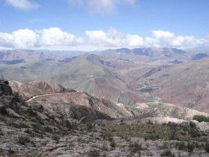 Hiking Sucre Bolivia