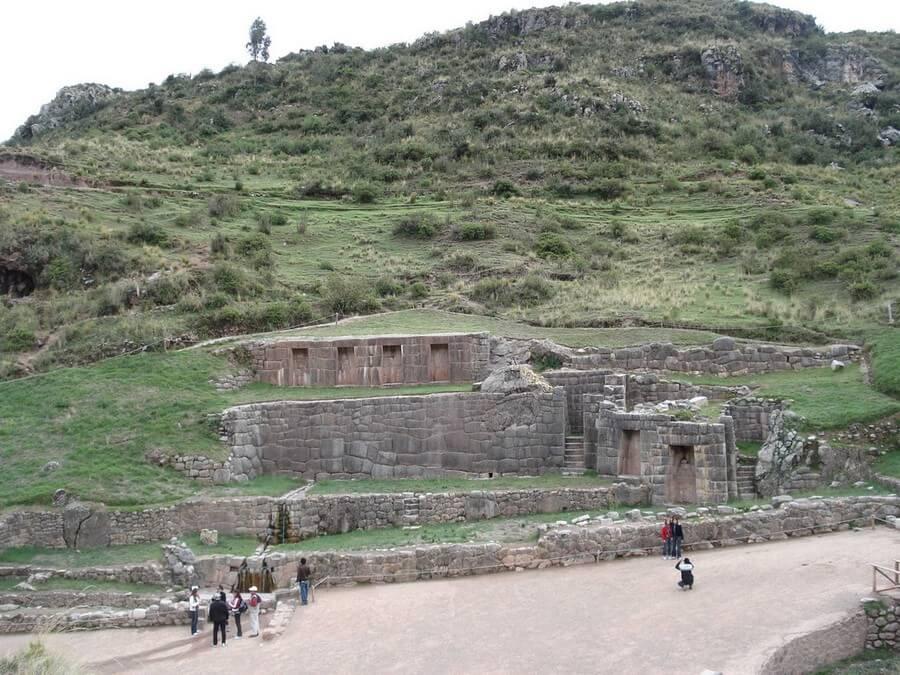 Tambo Machay Inca Water Temple