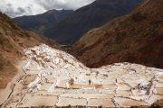 Salineras de Maras salt pans