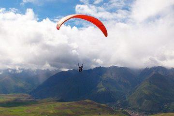 Paragliding Cuzco Peru tours