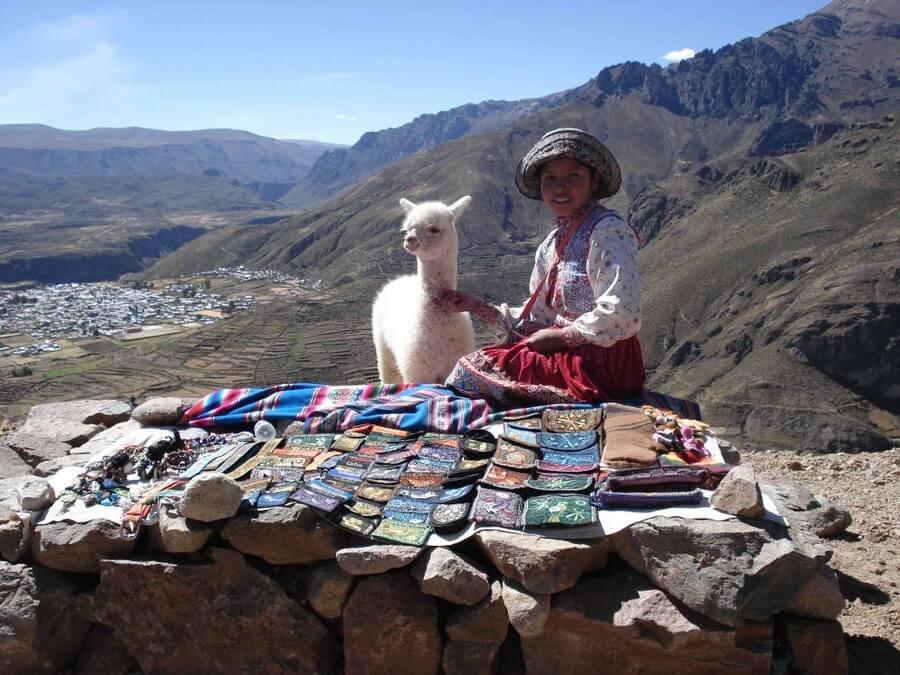 Cola Canyon Cultuur Peru