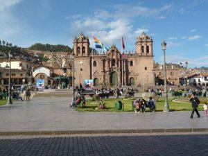 Cuzco bike tour Peru