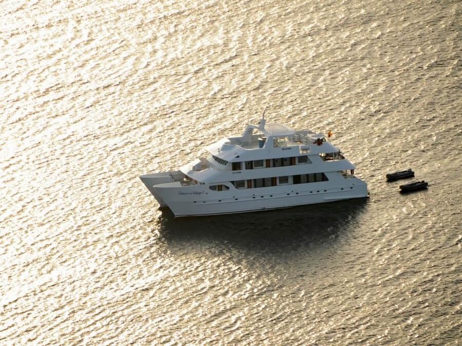 Treasure catamaran cruises