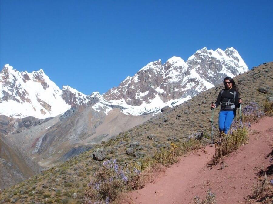Maatreizen Huayhuas Trek Peru