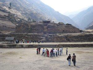 Chavin tour Huaraz