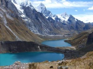 Lakes Huayhuas Trek