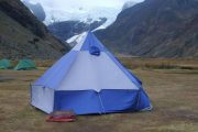 Camping on Huayhuas Trek