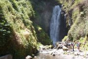 Waterfall of Peguche