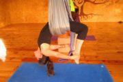 Air Yoga Class
