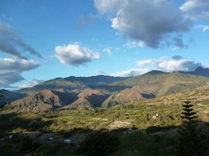 Vilcabamba huwelijksreis Ecuador