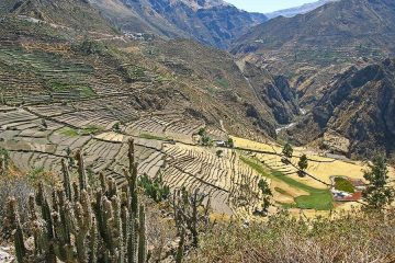 Cotahuasi Kloof Arequipa Peru